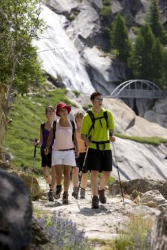 2Suonenwanderweg ober Saas-Almagell