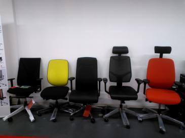 2Sortiment-Bürostühle